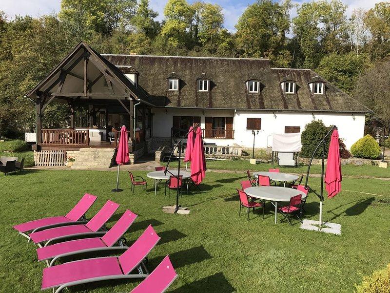 Le Domaine du Lac - Villecerf, vacation rental in Vernou-la-Celle-sur-Seine