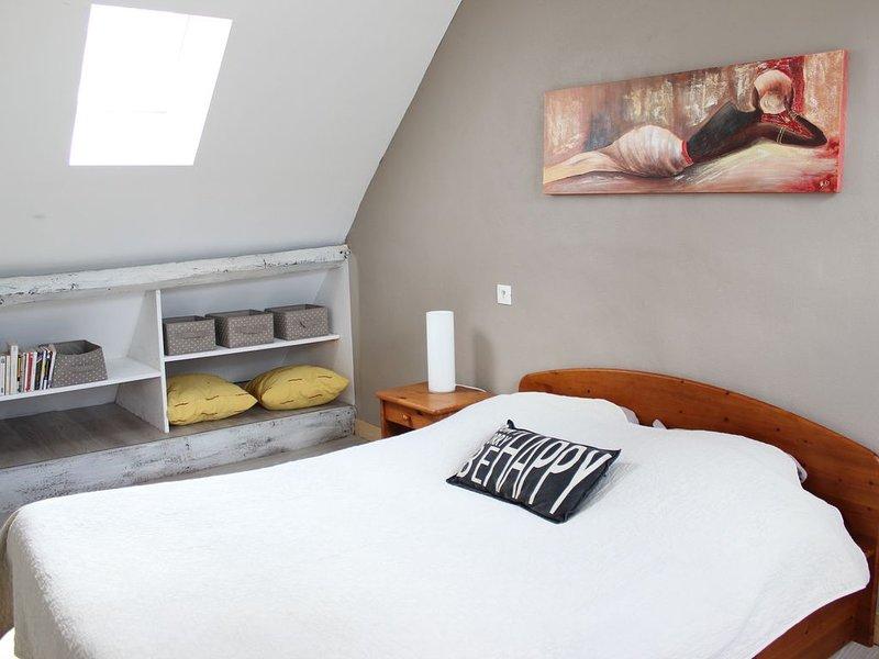 Appartement en duplex proche centre ville et gare, aluguéis de temporada em Mayenne