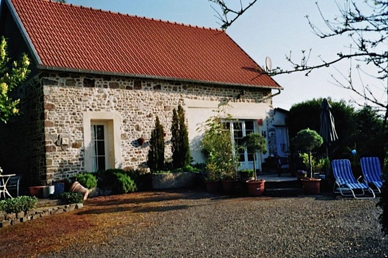 Normannisches Natursteinhaus, holiday rental in Sainte-Cecile