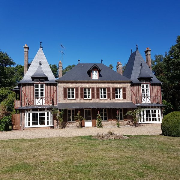 Manoir du Chambellan, holiday rental in Verneuil-sur-Avre