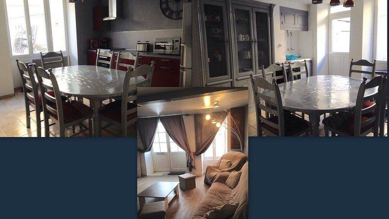 MAISON DE VILLE PRES DU PUY DU FOU ET DES PLAGES DE VENDEE, vacation rental in La Chataigneraie