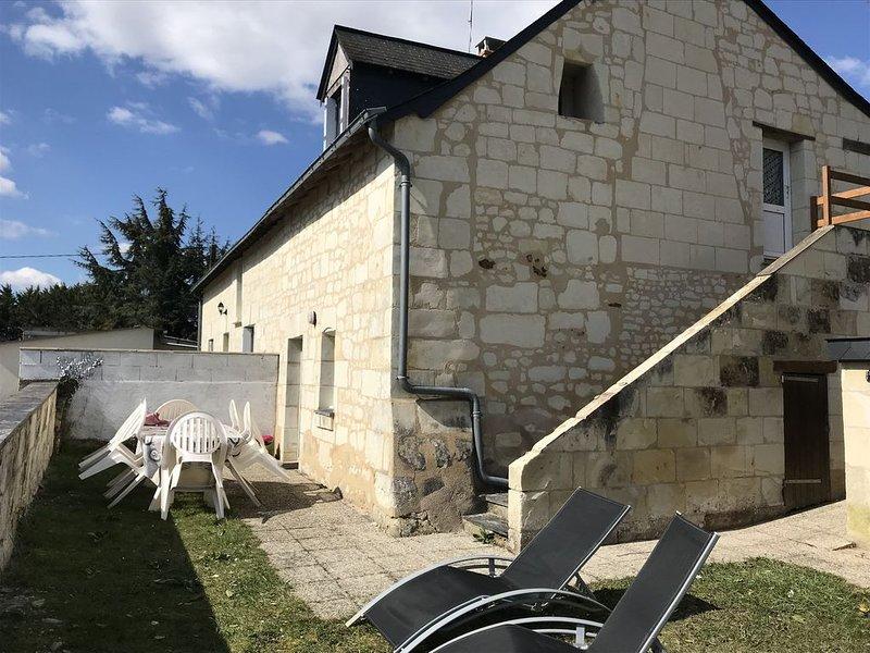 Gîte 3* 4/6 pers. au coeur de la vallée de la Loire, alquiler vacacional en La Bohalle