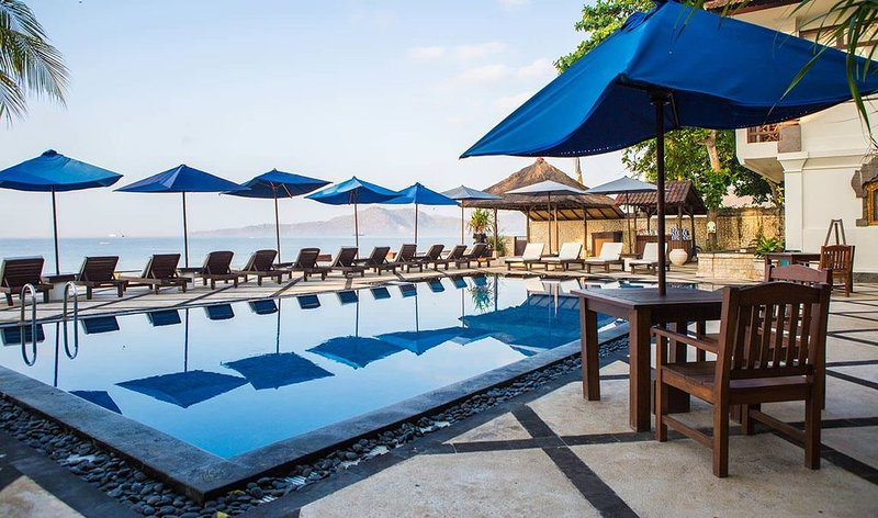 Balinese 5 star luxury at its best, vacation rental in Padangbai