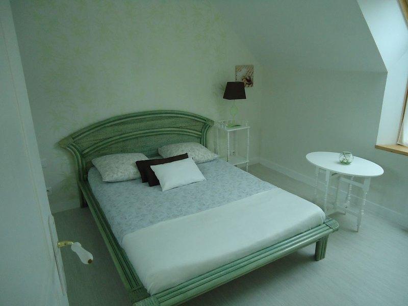 Petite maison de caractère en pierre pour 4 pers, vacation rental in Riec-sur-Belon