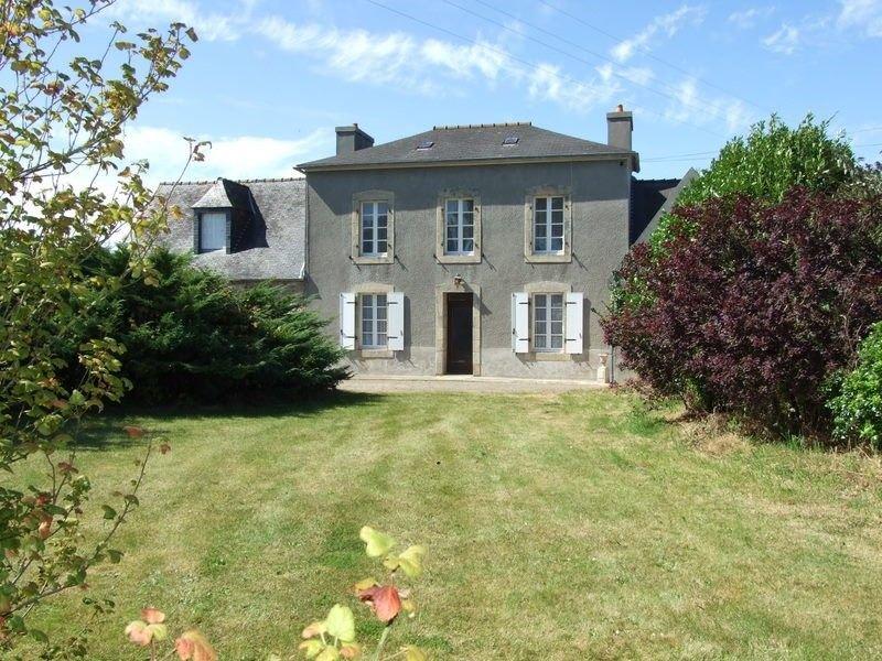 Spacieuse maison au calme, proche de la mer, vacation rental in Saint-Jean-du-Doigt