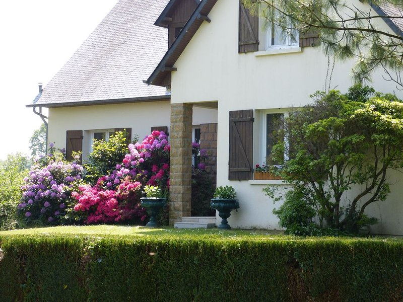 Number 16 Roche Plate, holiday rental in Romagny