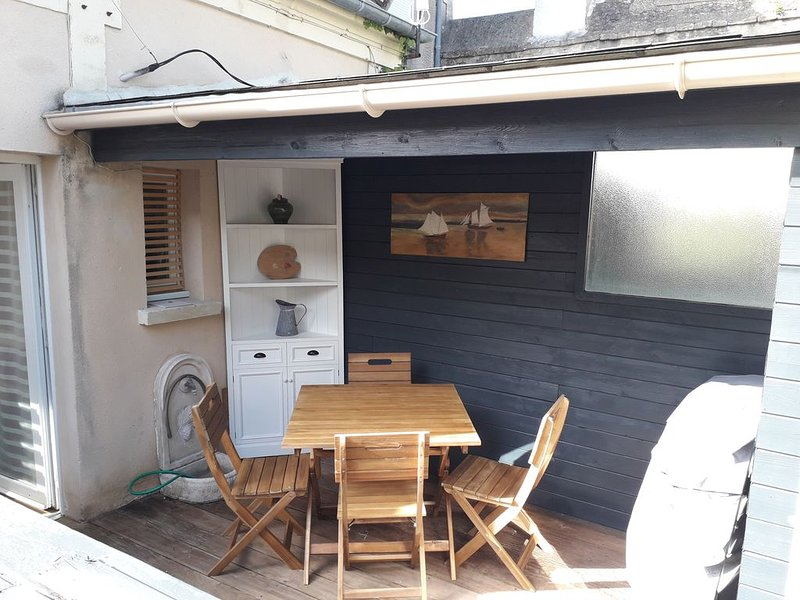 Le Temps d'une Escale, holiday rental in Luc-sur-Mer
