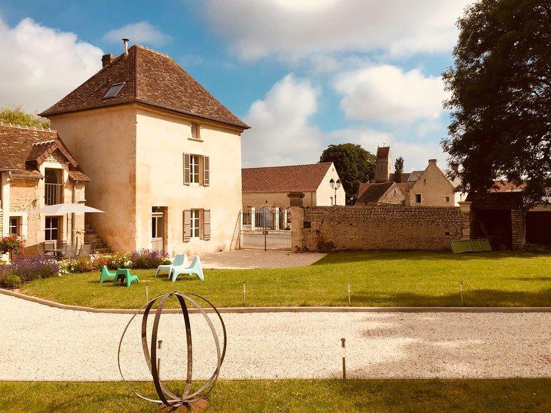 Visitez la Normandie en famille ou entre amis facilement grâce à ce lieu central, holiday rental in Fresne-la-Mere