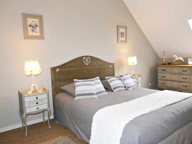Chambres d'hôte Ulysse, holiday rental in Saint-Vigor-le-Grand