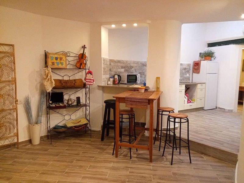 Best Located Appartment in Jerusalem!, alquiler de vacaciones en Mevaseret Zion