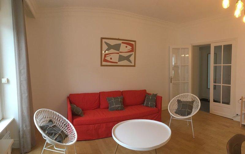 LA VILLE A LA MER N° 1, holiday rental in Concarneau