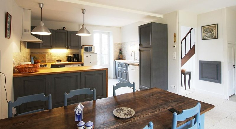 Maison vacance 'Le vieux Nid', holiday rental in Champeaux