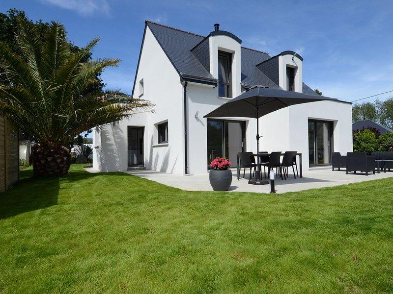 Maison neuve 4*  proche de la mer à Trégastel (Côte de Granit Rose), holiday rental in Cotes-d'Armor