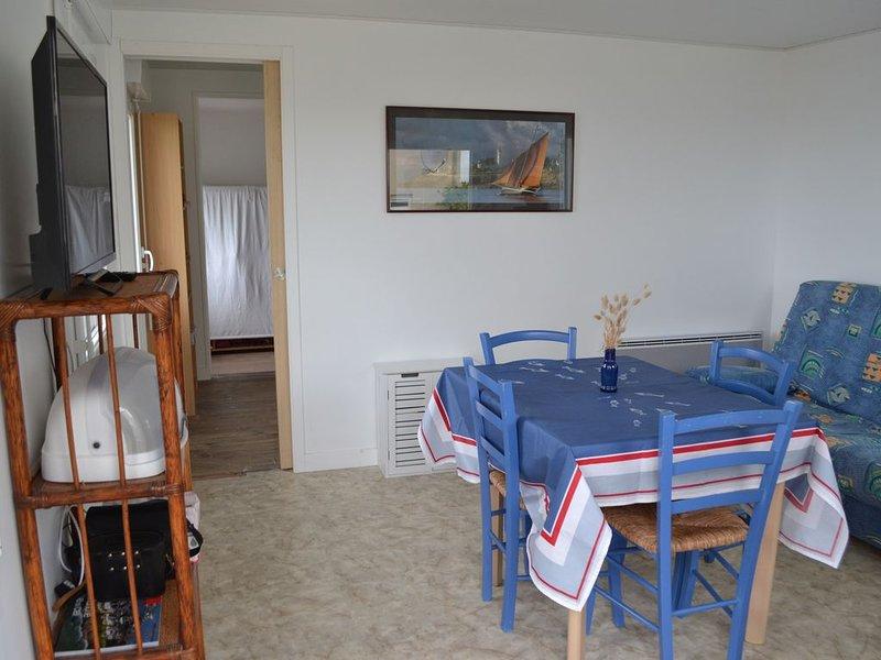 Maison face à la mer proche plages du débarquement et Golf de Fontenay, casa vacanza a Saint-Floxel