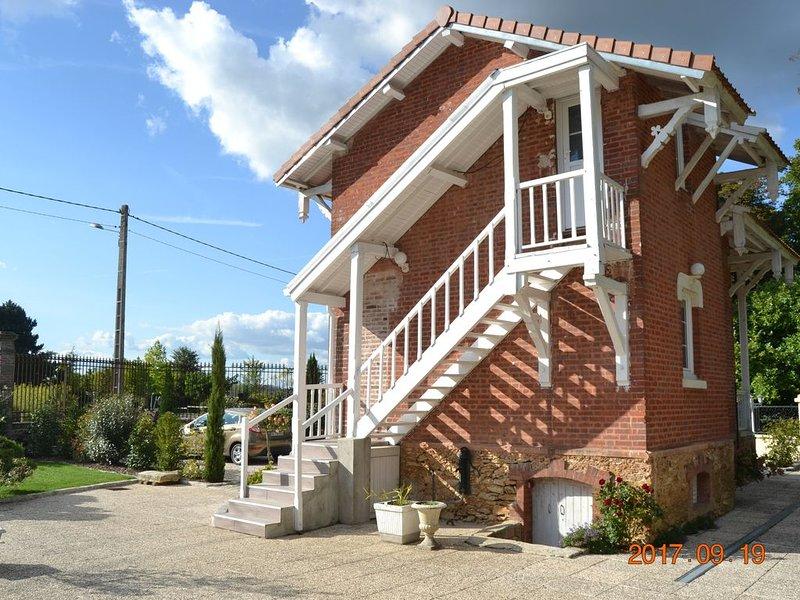 LA TOUR DE GUET 1 appartement indépendant., holiday rental in Nangis