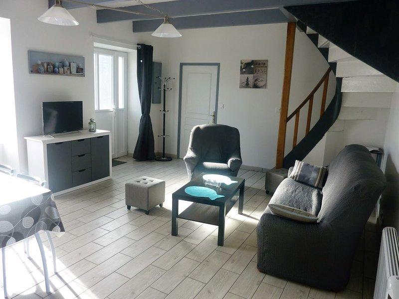 location saisonnière 4/5 personnes entre DINAN et DINARD, holiday rental in Pleslin-Trigavou