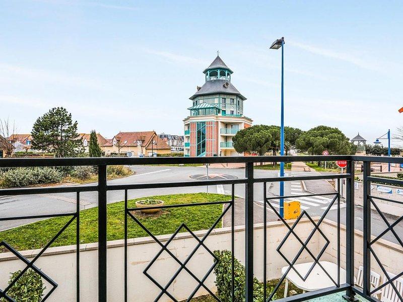 Les maisons de Port Guillaume - maeva Home - Maison 3 Pièces 6 Personnes Confort, holiday rental in Dives-sur-Mer
