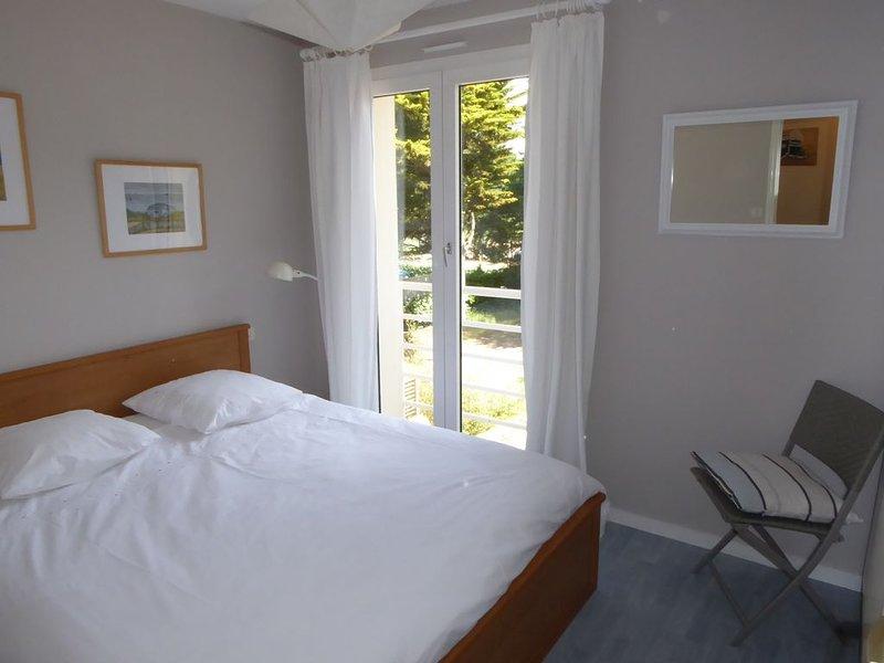 Appartement 3 pièces avec accès direct à la plage de Bonne Source, location de vacances à Pornichet