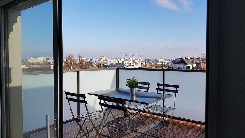 La terrasse de Joseph, casa vacanza a Saint Herblain