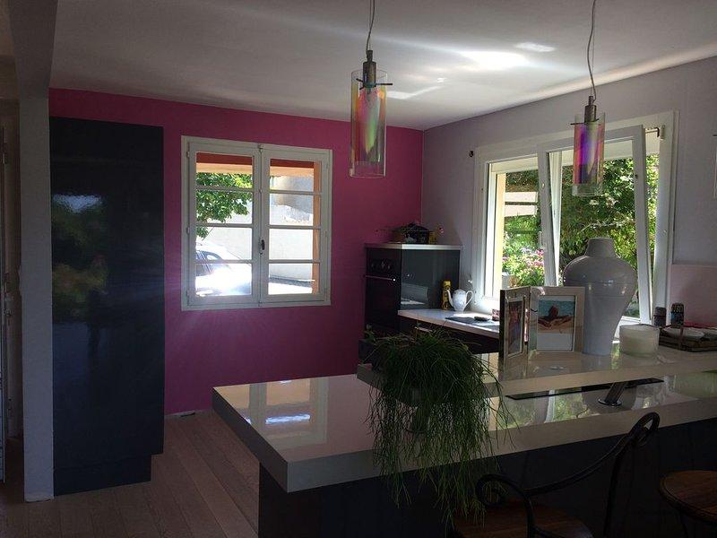 Maison de famille au calme à Concarneau, location de vacances à Rosporden
