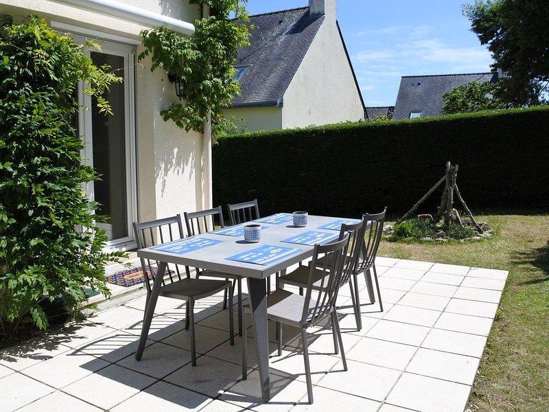MAISON 6 COUCHAGES - SAINT PHILIBERT - MEUBLE 2 Etoiles, aluguéis de temporada em Saint-Philibert