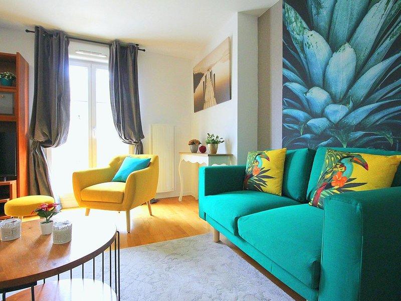 Incroyable appartement 8pax 10min Disneyland (TAGE7), vacation rental in Serris