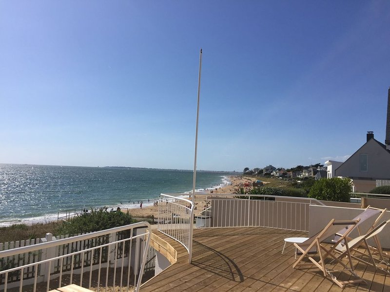 Villa La Source, l'océan à vos pieds, holiday rental in Loire-Atlantique