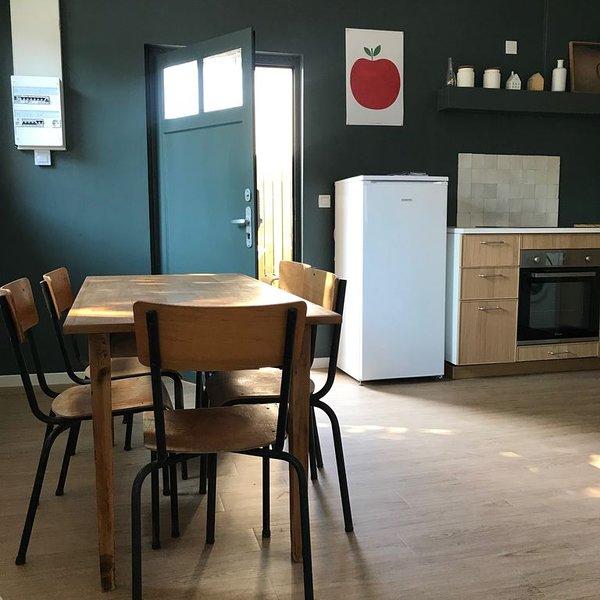 Maison à 200m de la plage pour 4 personnes, classée 3 étoiles, location de vacances à Saint-Quay-Portrieux