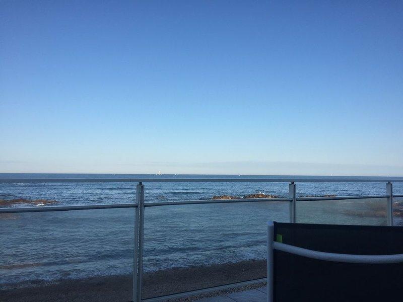Villa 7 personnes accès direct à la plage, location de vacances à Les Sables d'Olonne