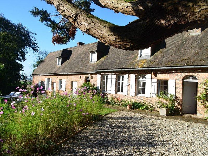 grande maison pour vacances détendues en famille ou entre amis, holiday rental in Quiberville