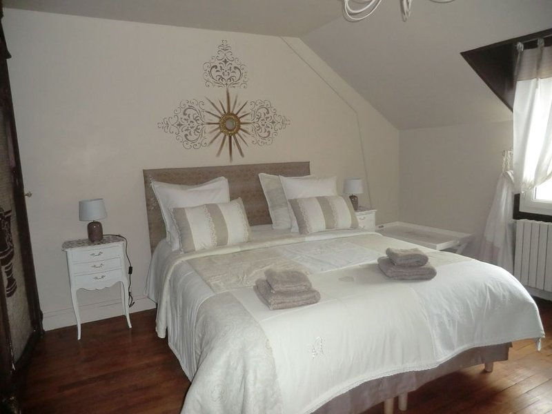 Appartement 90 m2 à Giverny, holiday rental in Chaufour-les-Bonnieres