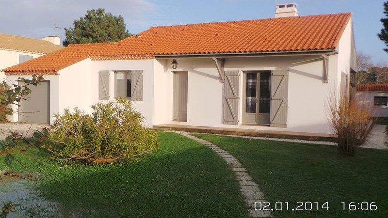 Villa à Pornic, idéale pour le repos. .., vacation rental in Pornic