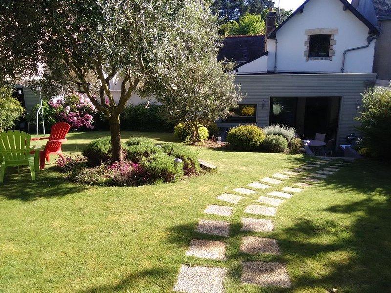 Maison de vacances à Saint Marc sur Mer entre Pornichet et Saint-Nazaire, location de vacances à Saint-Nazaire