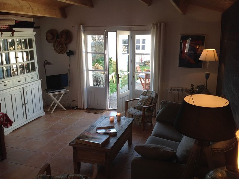 Ile d'yeu Port Joinville : L'Asphodele, location de vacances à Vendée