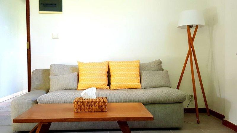 Agréable 2 pièces en bas de villa au Lamentin, location de vacances à Le Lamentin