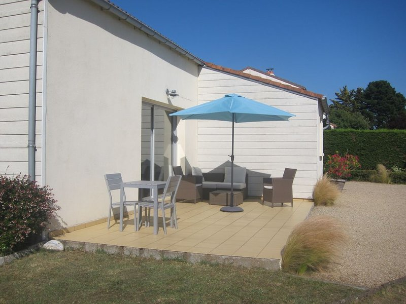 Maison à Tharon Plage entre Pornic et St. Brévin à 600 m de la plage,, alquiler vacacional en La Plaine-sur-Mer