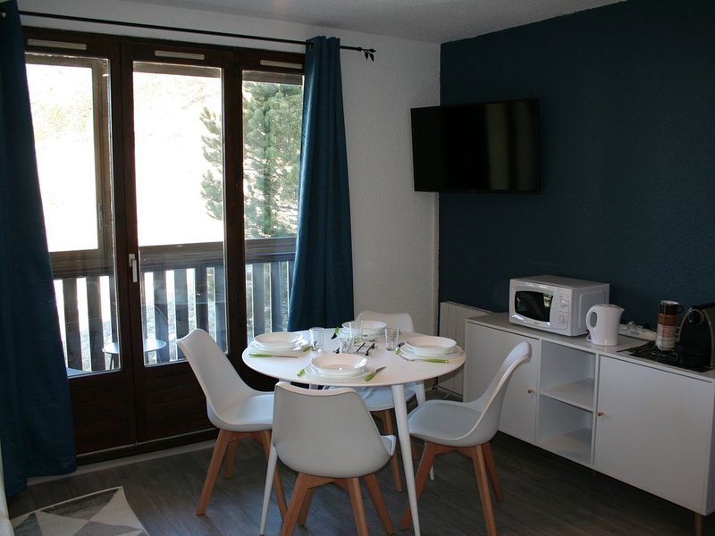 Appartement T3 2/4 personnes - 30m², holiday rental in Le Sauze