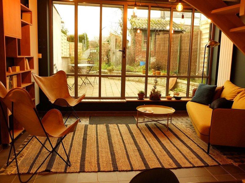Petite maison de charme, casa vacanza a Blainville-Crevon