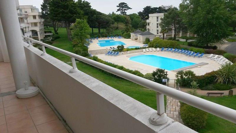 Appartement spacieux de standing (T5) dans résidence Royal Park, holiday rental in Saint Andre des Eaux