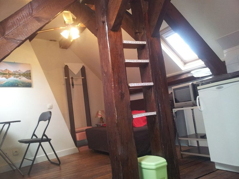 Studio à Trouville sur Mer, holiday rental in Trouville-sur-Mer