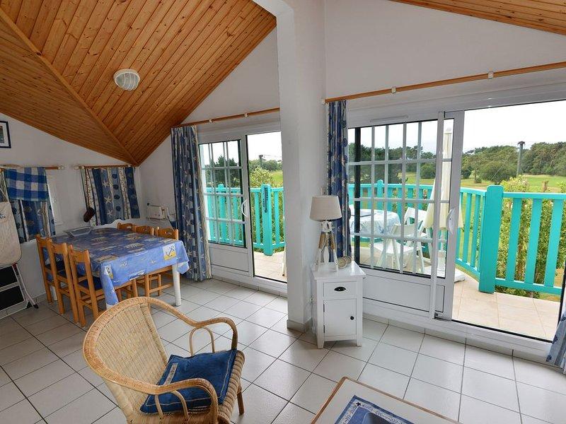 Appartement situe  dans residence de vacances, aluguéis de temporada em Talmont Saint Hilaire