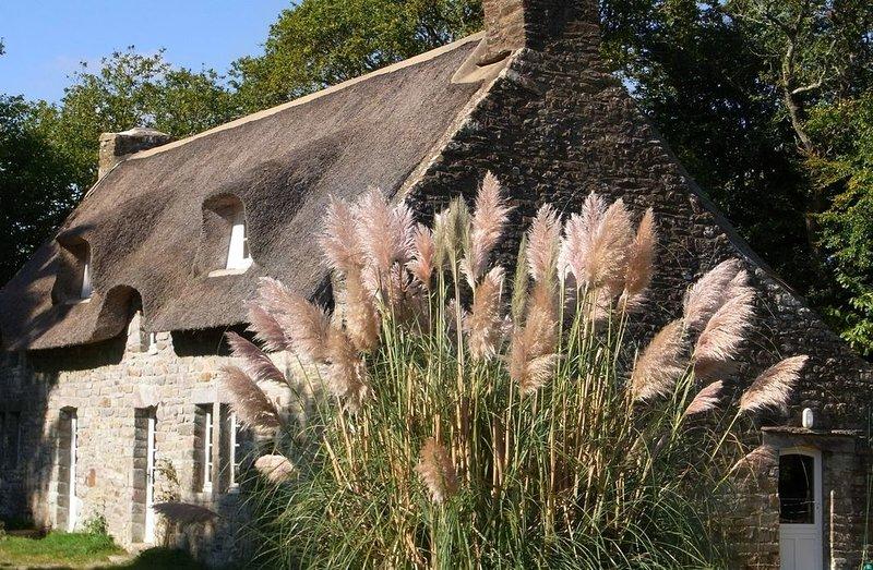 BRETAGNE, Ferienhaus, Guernéguy,  Cornouaille, Südküste des Finistère, vacation rental in Quimperle
