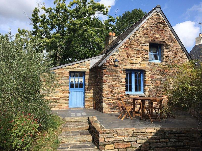 Petite maison bretonne de charme, holiday rental in La Roche-Bernard