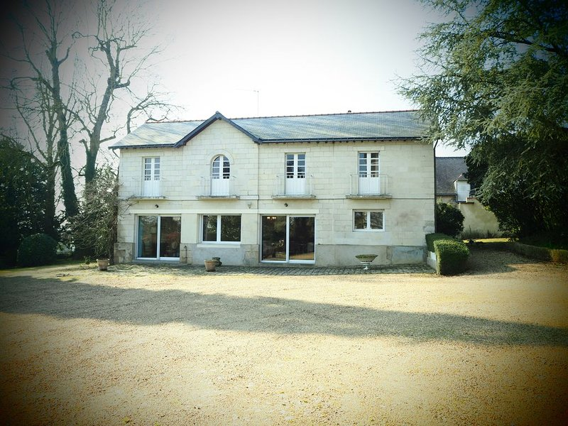 Gite Campagne proche Angers, holiday rental in Thorigne d'Anjou