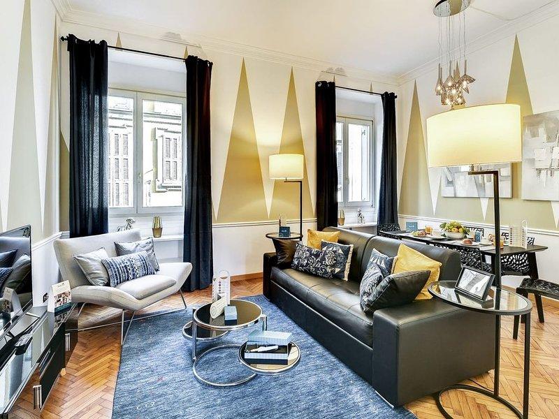 Ciovasso - Deux Chambres Appartement, Couchages 5, location de vacances à Gudo Gambaredo