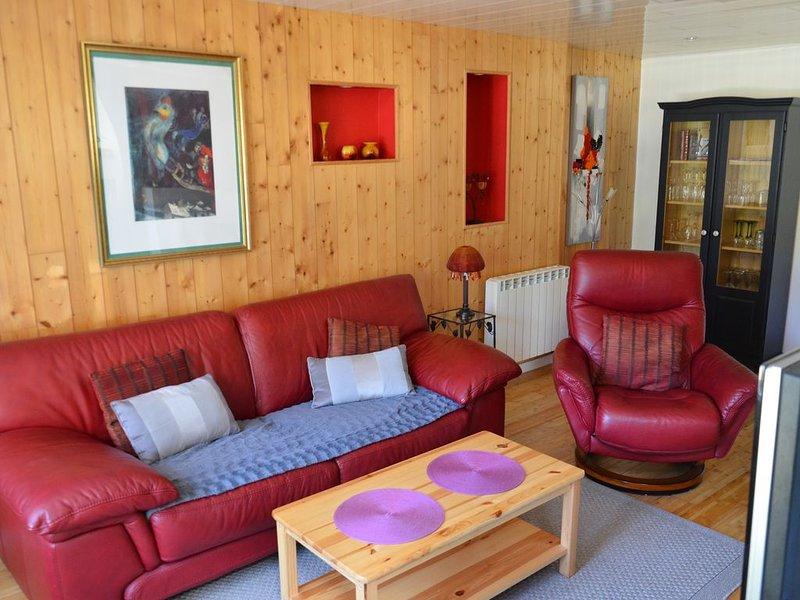 GOLFE DU MORBIHAN MAISON 90 M2, holiday rental in Plumelin