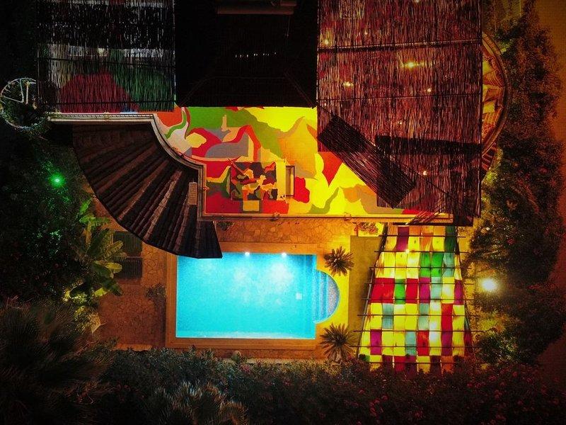 Art & Découverte Luxury Villa, holiday rental in Koycegiz