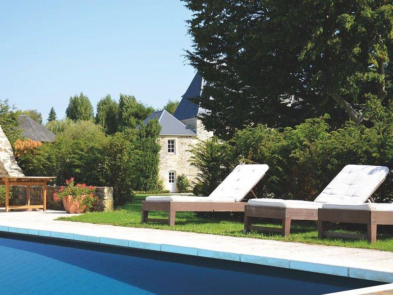 Le Clos BRETTEVILLE , Vivez a la campagne, a proximité d'un Château ancien !, holiday rental in Culey Le Patry