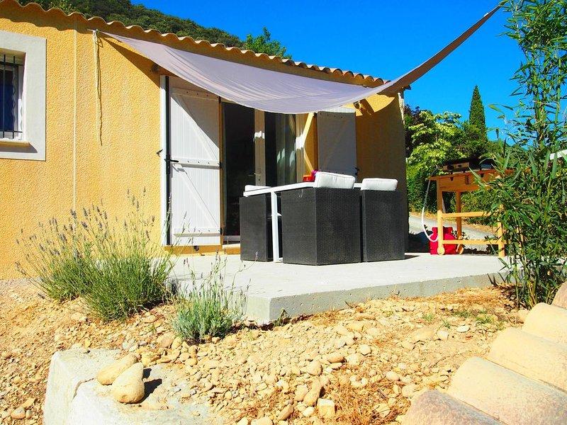 PROMOTION DU 10 AU 24 AOUT Gîte le Petit Vallon, holiday rental in Valensole