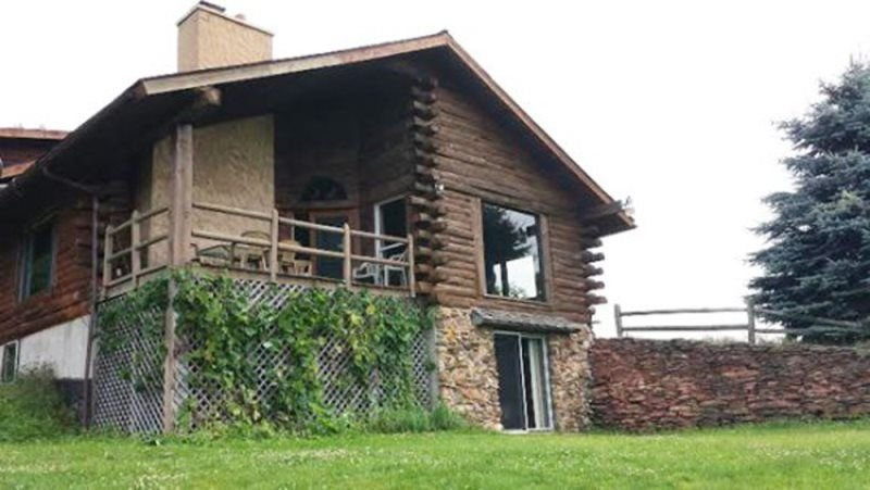 Pleasant View Log Haus, holiday rental in Kendall